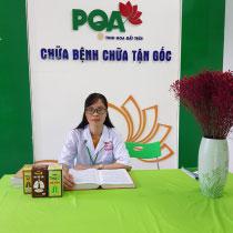 Dược sĩ Trần Thủy