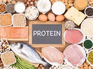Bổ sung protein giúp tăng cân