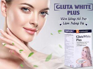 Gluta White Plus trắng da