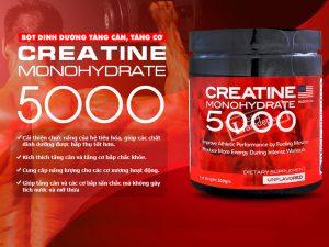Creatine Monohydrate 5000