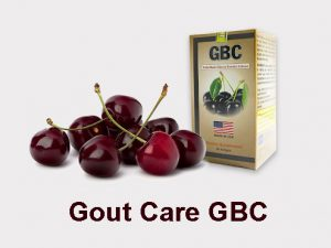 Gout Care GBC