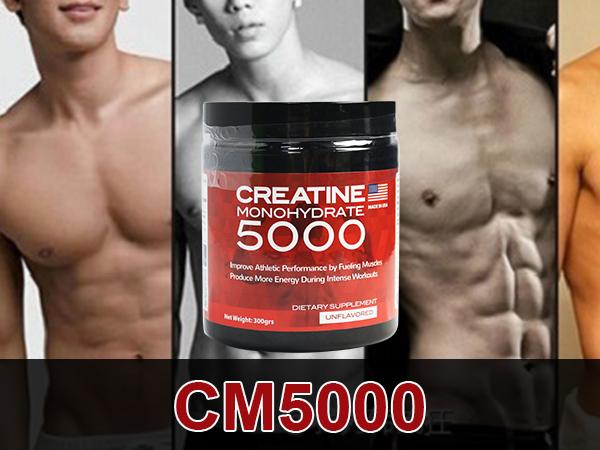 CM 5000 tăng cơ